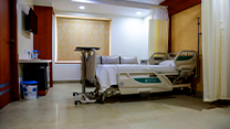 Deluxe Room SCI International Hospital, Gk.