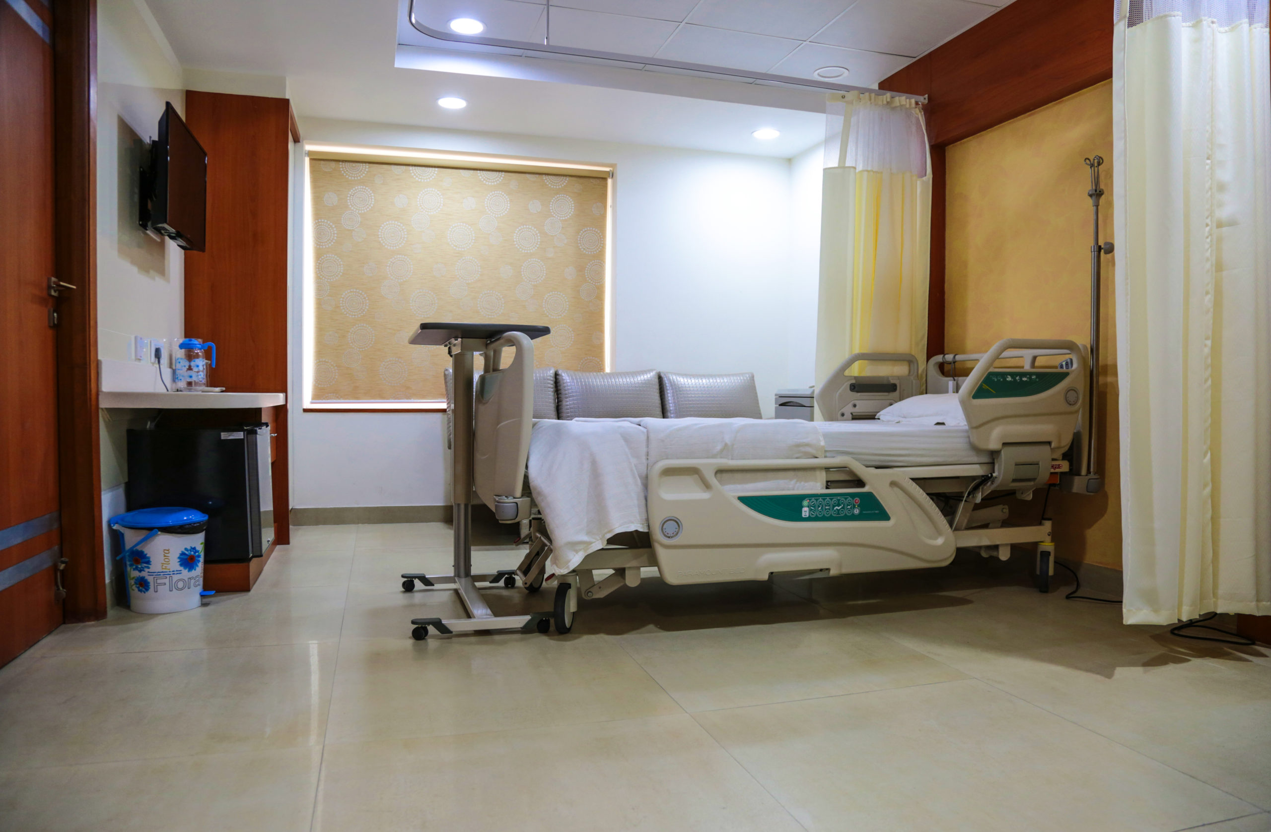 Deluxe Room at SCI Hospital